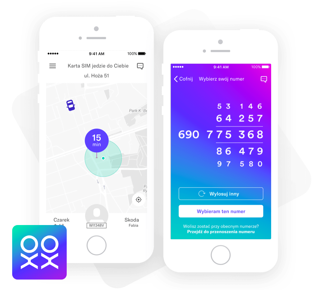 Folx – the first in-app mobile network operator
